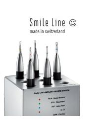Smile Line Implant Drivers