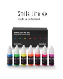 Smile Line Intensive Fluo Colors For Porclean